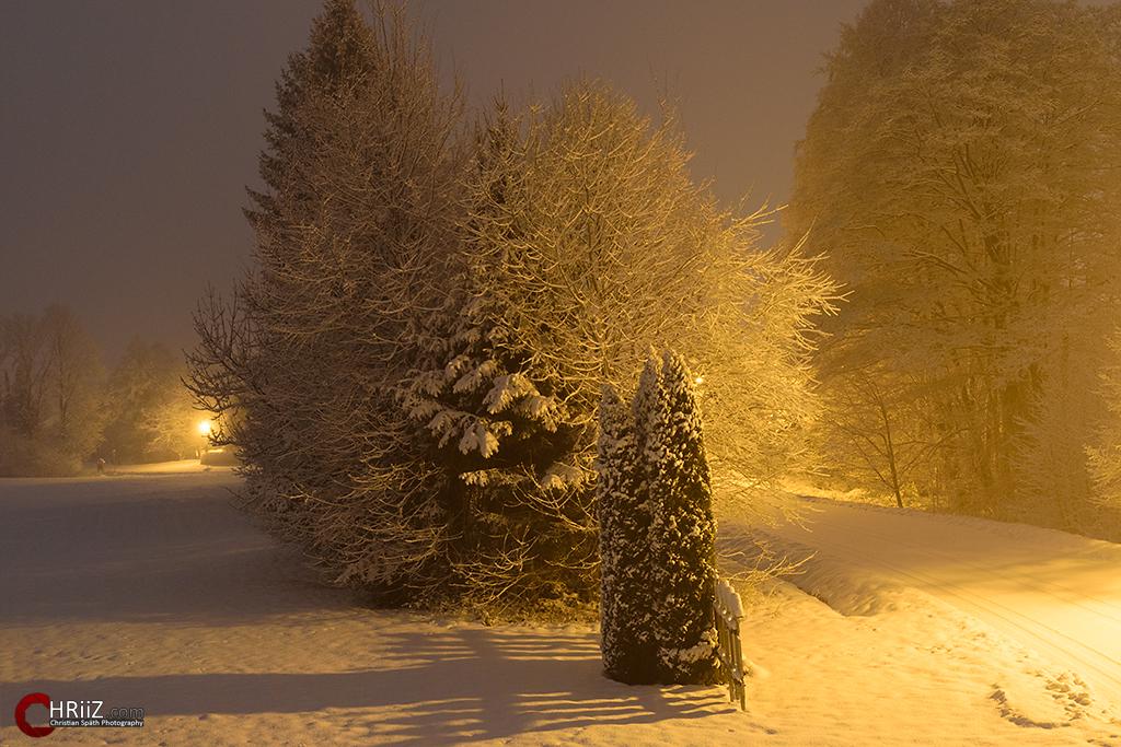 Schneelandschaft | Nikon D5300