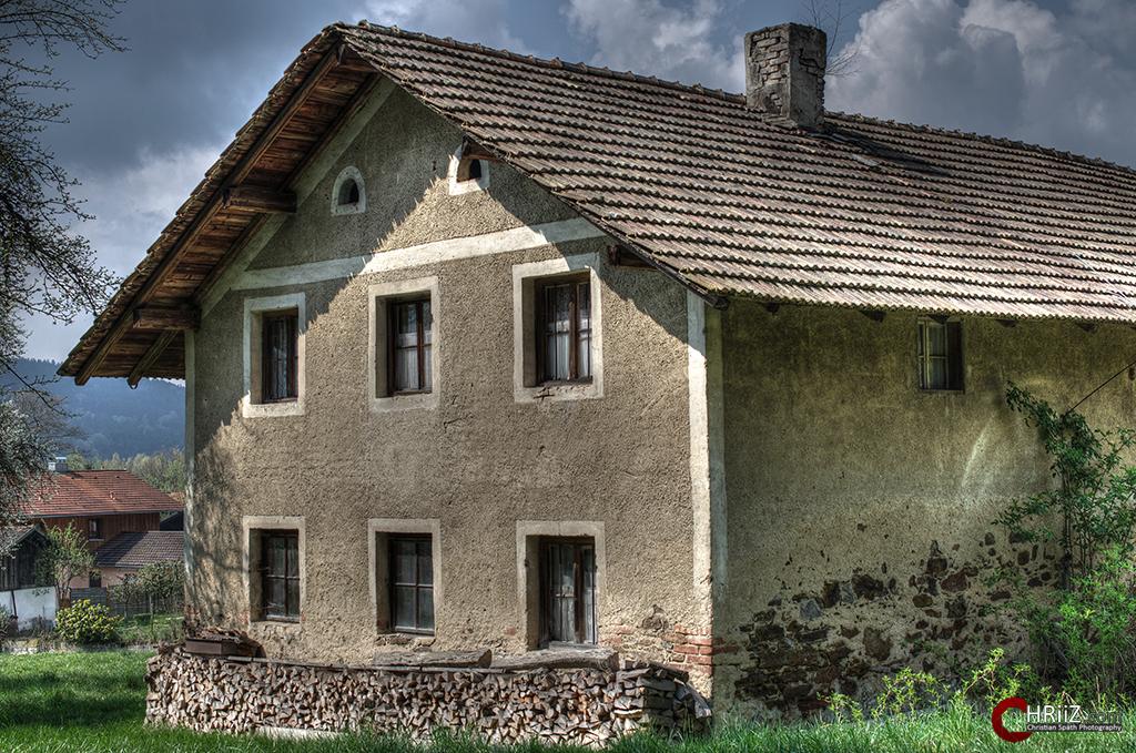 Old House | Nikon D5100