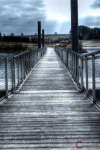 Brücke Drachensee | Nikon D5100
