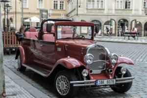 Oldtimer Prag | Nikon D5100