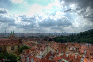 Prager Skyline | Nikon D5100