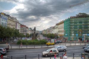 Wenzelsplatz | Nikon D5100