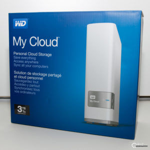 WD My Cloud Test