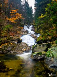 Risslochwasserfälle im Herbst | Nikon D5300