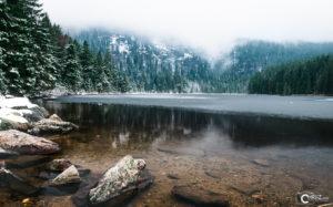 Großer Arbersee im Winter | Nikon D5300