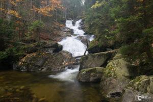 Risslochwasserfälle - unbearbeitet