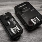 Vergleich Pixel Rook mit Yongnuo YN-622N wireless i-TTL Blitzauslöser für Nikon Kamera