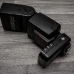 Yongnuo YN-622N wireless i-TTL Blitzauslöser für Nikon Kamera mit Yongnuo YN-560