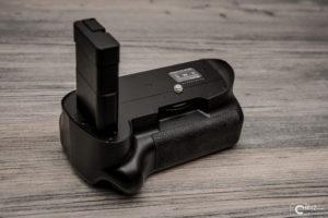 Meike Profi Batteriegriff für Nikon 5100