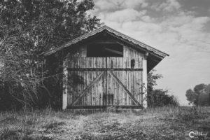 Scheune bei Weißenregen | Nikon D5300