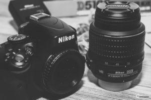 Nikon AF-S DX Zoom-Nikkor 18-55mm 1:3,5-5,6G ED II