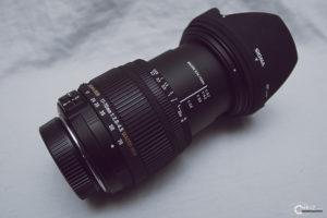 Sigma 17-70mm 2,8-4,5 MACRO DC HSM