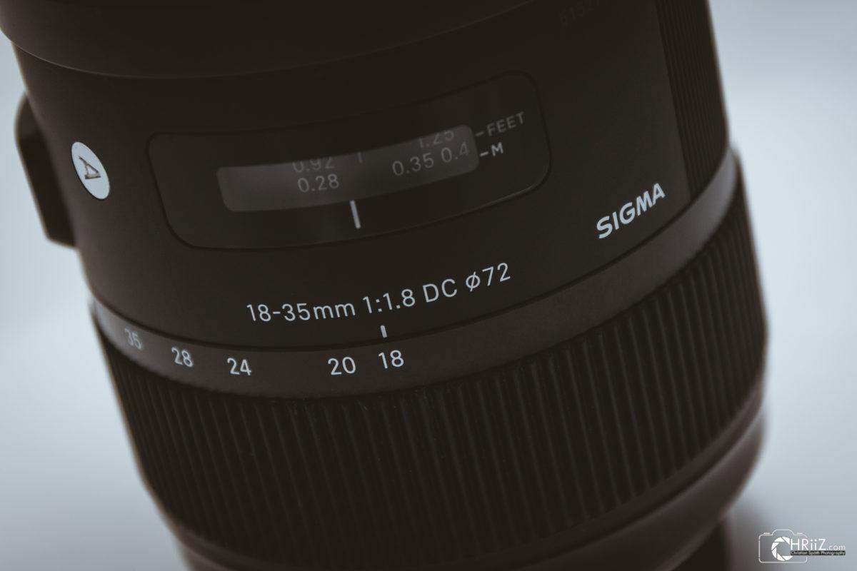 Test Sigma 18-35mm Art Nikon