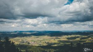 Blick vom Hohenbogen | Nikon D5300