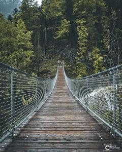Hängebrücke Hinteresee | Nikon D5300